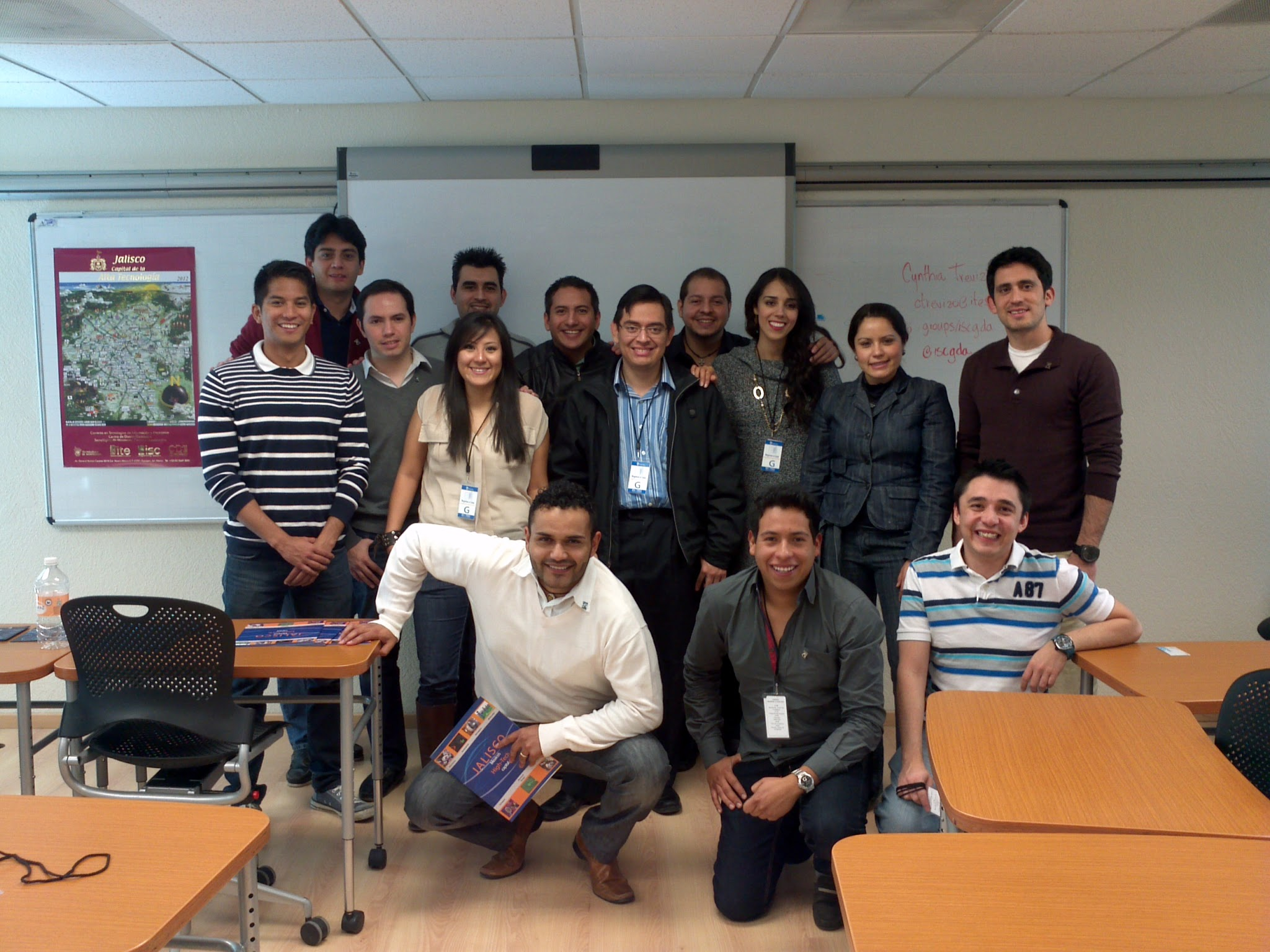Alumni Class of 2007 ISC Campus Guadalajara