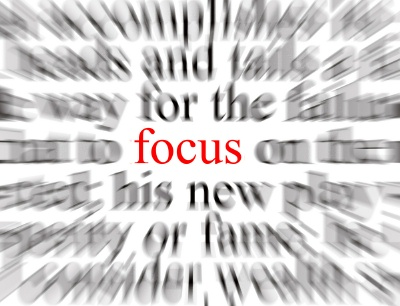 Focus on the Goal