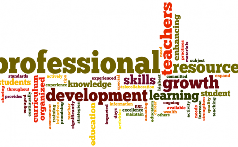 First Steps with Flipped Professional Development